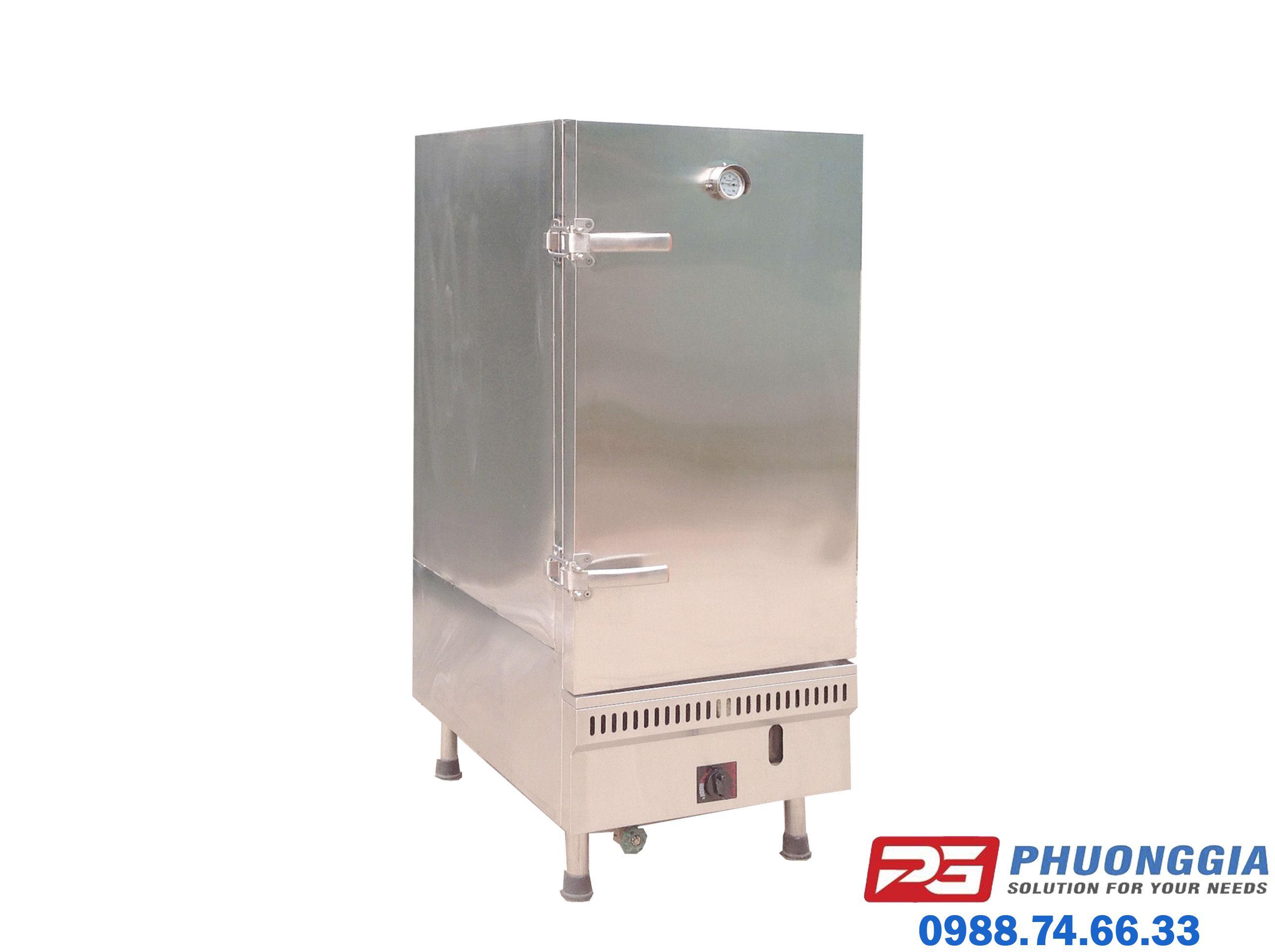 Tủ nấu cơm công nghiệp 20kg Phương Gia