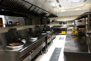 Lắp đạt dàn bếp công nghiệp đạt chuẩn – Phương Gia JSC