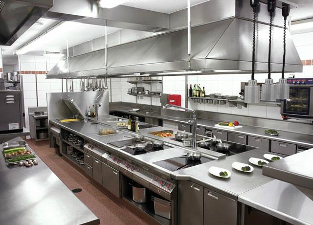dụng cụ bếp nhà hàng khách sạn