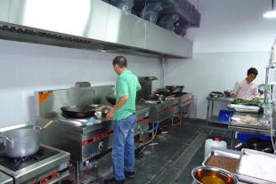 Những điều cần lưu ý khi lắp đặt bếp nhà hàng