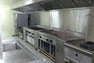 Dự án thiết kế thiết bị bếp nhà hàng khách sạn thực hiện như thế nào?