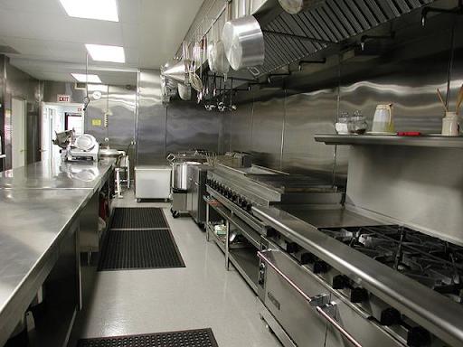 Mách bạn những mẫu sơ đồ thiết kế hệ thống bếp trong khách sạn