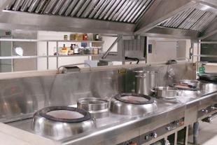 Lưu ý khi thiết kế bếp nhà hàng nhỏ sao cho hợp lý, hiệu suất