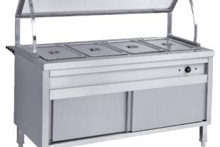 Tủ hâm nóng thức ăn 12 khay- thiết bị cần thiết cho nhà hàng