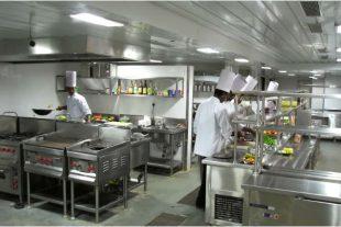Bếp ăn công nghiệp – Giải pháp hiệu quả cho nhà bếp