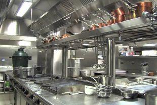 Giải pháp Thiết kế bếp cho nhà hàng diện tích nhỏ