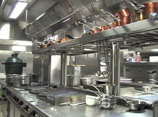TƯ VẤN: Thiết kế bếp công nghiệp nhà máy – Phương Gia