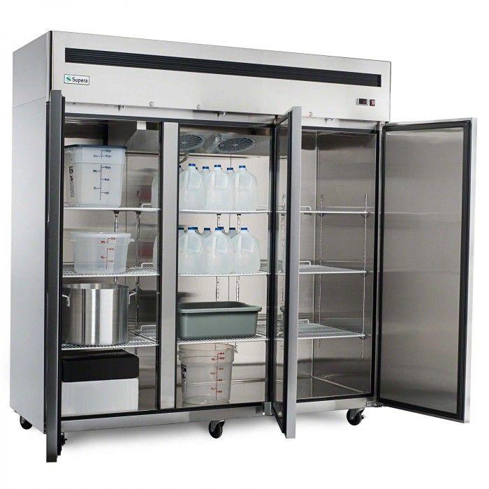 Thiết bị bảo quản lạnh nguyên liệu