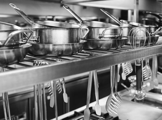 Mua thiết bị bếp công nghiệp Hải Phòng ở đâu tốt nhất?