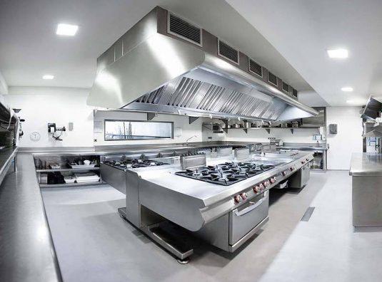 Lý do bạn nên lựa chọn bếp công nghiệp inox